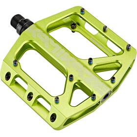 Sixpack Kamikaze 2.0 Pédales, electric-green